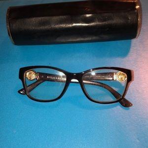 BVLGARI Brown Glasses
